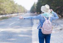Autostop – Polska i Europa. Blog-porady dla podróżniczek.