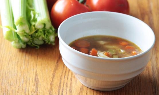 zupa warzywna z indykiem